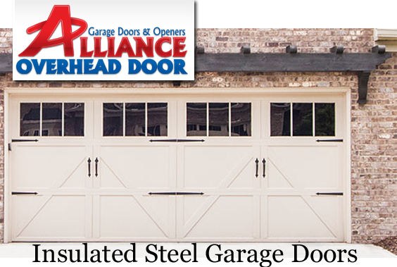 Insulated Steel Garage Door Austin TX