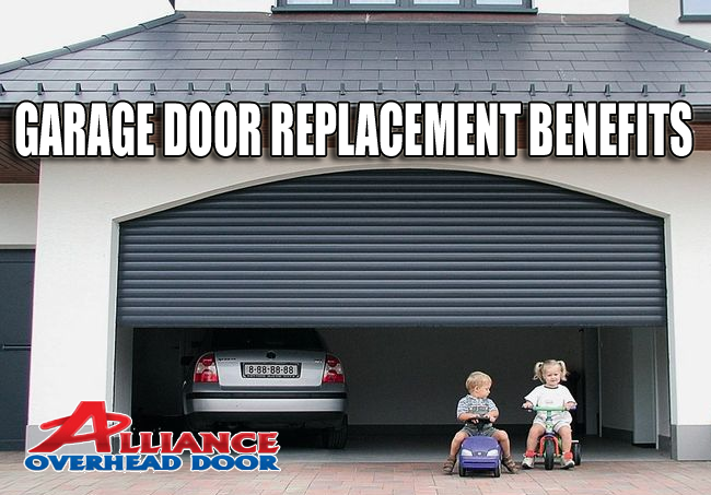 New Garage Door Replacement