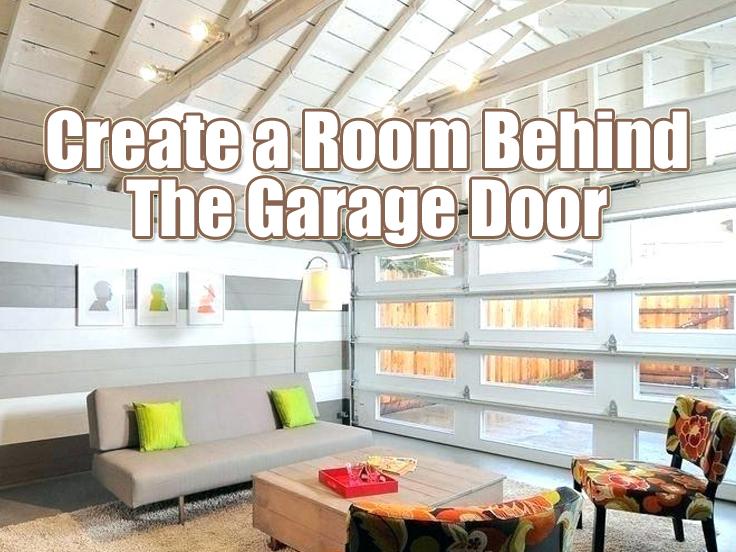 Austin Garages Converted Extra Room