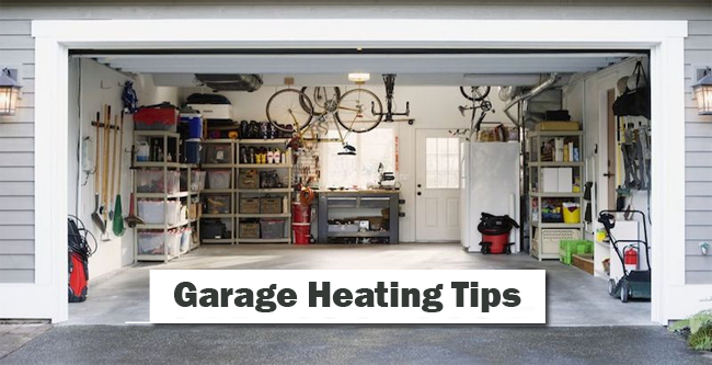 ATX Garage Heating Tips