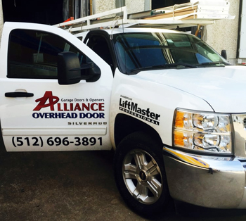 Highly Reviewed Garage Door Services Austin