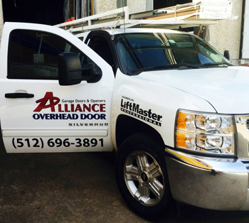 Overhead Garage Door Services Austin