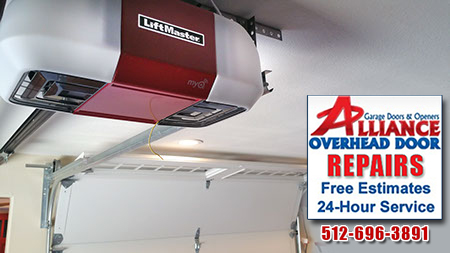 garage opener replacement greater austin